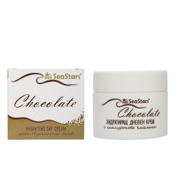Hydrating day cream CHOCOLATE with hyaluronic acid 50ml