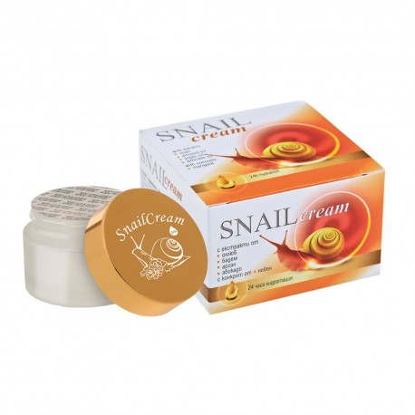 Regenerating SNAIL CREAM 24 with snail extract 30ml