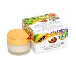Face SNAIL MASK with snail extract 30ml